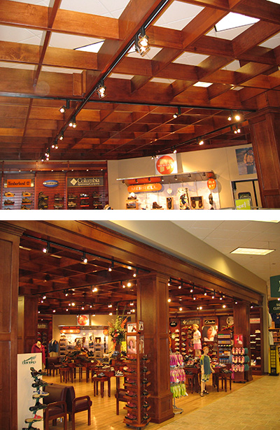 Commercial Millwork examples