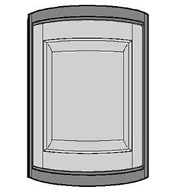 Icon - Curved Door & Face Frame