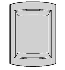 Icon - Curved Door