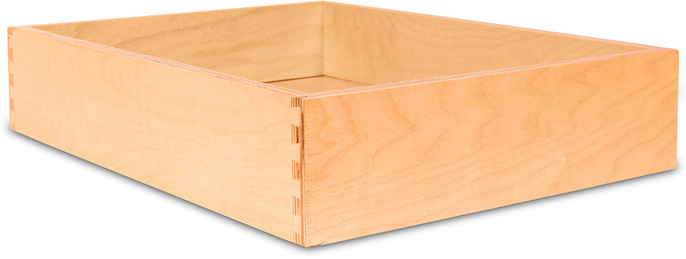 Drawer Box-D104-Baltic Birch