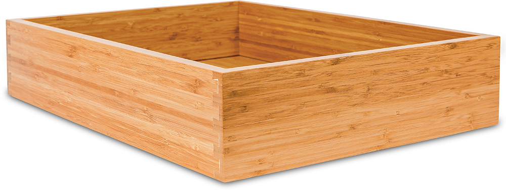Drawer Box-D104-Bamboo
