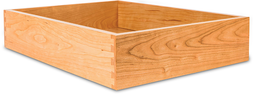 Drawer Box-D104-Select Cherry