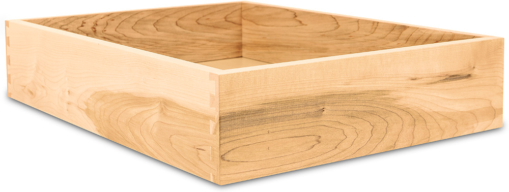 Drawer Box-D104-Soft Maple
