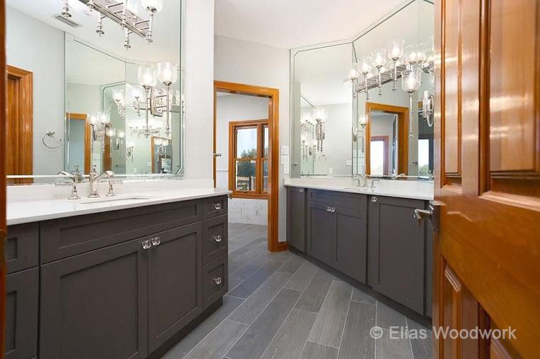 3 Bathroom Vanities