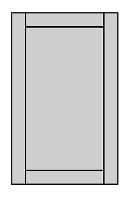 Tenon Door Shape - E500