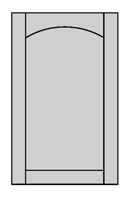 Tenon Door Shape - E600X