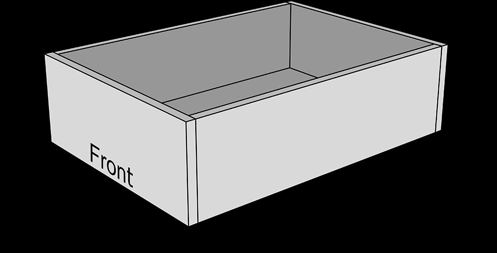 Drawer Box - D301