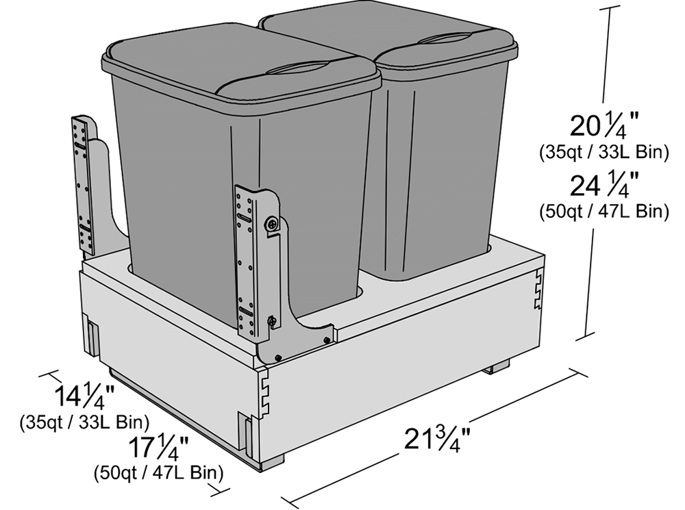 Drawer Box D112