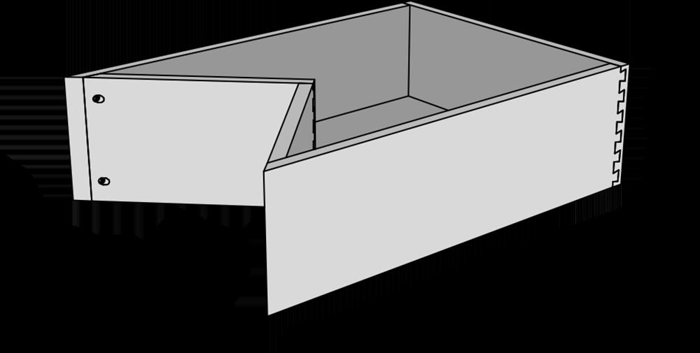 Drawer Box D123