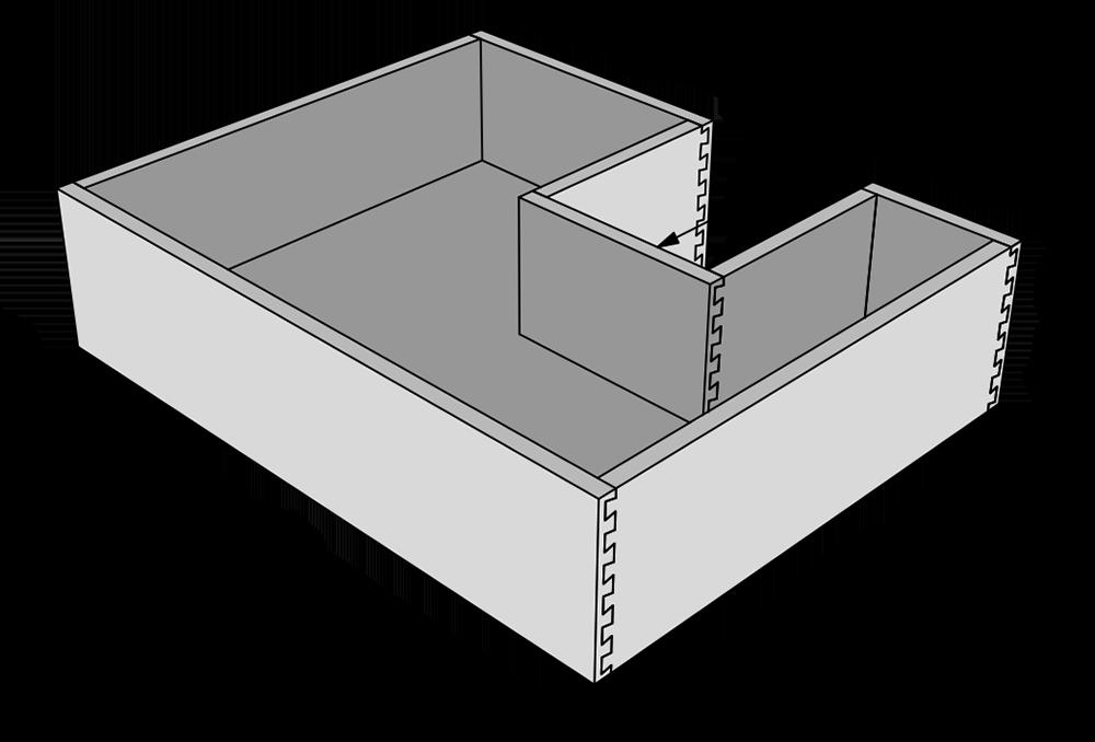 Drawer Box D140