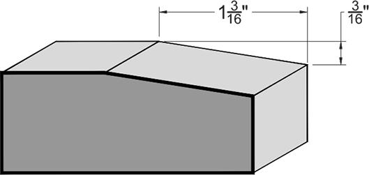 D31 edge-wood